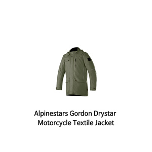 알파인스타 자켓 Alpinestars Gordon Drystar Motorcycle Textile Jacket (Green)