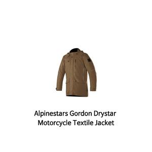 알파인스타 자켓 Alpinestars Gordon Drystar Motorcycle Textile Jacket (Sand)