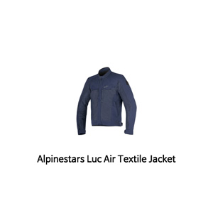알파인스타 자켓 Alpinestars Luc Air Textile Jacket (Blue)