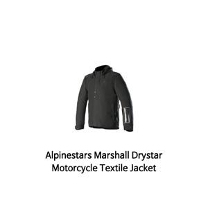 알파인스타 자켓 Alpinestars Marshall Drystar Motorcycle Textile Jacket (Anthracite)