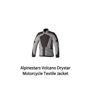 알파인스타 자켓 Alpinestars Volcano Drystar Motorcycle Textile Jacket (Black/Dark Gery)