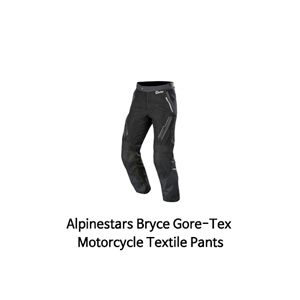 알파인스타 바지 Alpinestars Bryce Gore-Tex Motorcycle Textile Pants