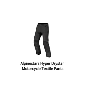 알파인스타 바지 Alpinestars Hyper Drystar Motorcycle Textile Pants