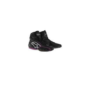 알파인스타 신발 Alpinestars Stella Faster 2 Waterproof Lady (Black/Purple) - 여성용