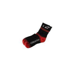 알파인스타 언더웨어, 알파인스타 양말 Alpinestars Summer Socks (Black/Red)