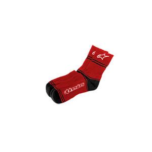 알파인스타 언더웨어, 알파인스타 양말 Alpinestars Summer Socks (Red/Black)