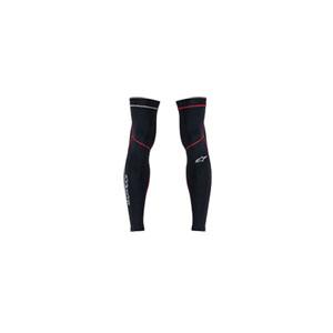 알파인스타 언더웨어, 알파인스타 속옷 Alpinestars Leg Warmer (Black/Red)