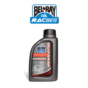 <b>BEL-RAY [벨레이 케미컬]</b>Bel-Ray Gear Saver Synthetic Hypoid Gear Oil/75W140/1L