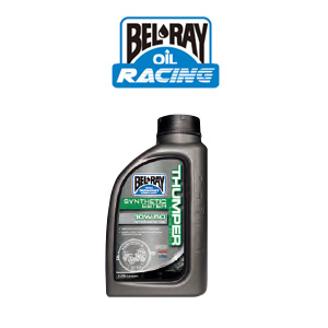 <b>BEL-RAY [벨레이 엔진오일]</b>Works Thumper Racing Synthetic Ester 4T Engine Oil/10W50/1L