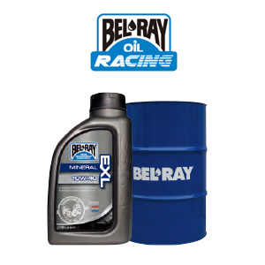 <b>BEL-RAY [벨레이 엔진오일]</b>Bel-Ray EXL Mineral 4T Engine Oil/10W40/1L