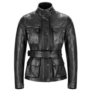 벨스타프 자켓, 여성자켓 Belstaff Classic Tourist Trophy Leather Woman (Black) - 여성용