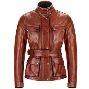 벨스타프 자켓, 여성자켓 Belstaff Classic Tourist Trophy Leather Woman (Red) - 여성용