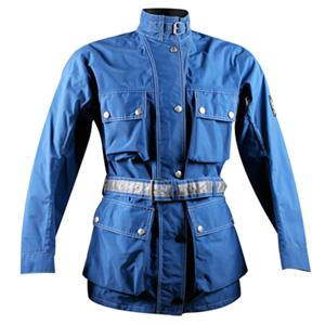 벨스타프 자켓, 여성자켓 Belstaff New XL 500 Replica Jacket Lady (Blue) - 여성용