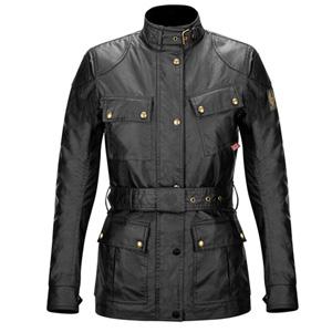 벨스타프 자켓, 여성자켓 Belstaff Classic Tourist Trophy Ladies Wax Jacket (Black) - 여성용
