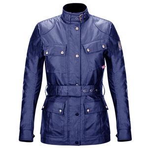 벨스타프 자켓, 여성자켓 Belstaff Classic Tourist Trophy Ladies Wax Jacket (Blue) - 여성용