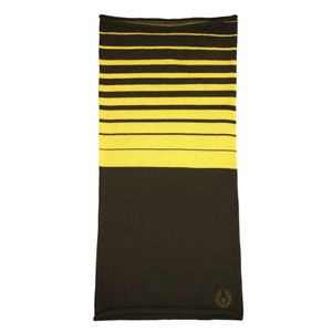 벨스타프 액세서리, 넥워머 Belstaff Mountain Mile Neck Warmer (Black/Yellow)