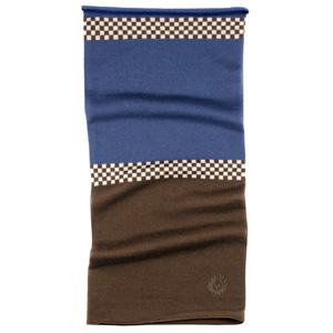 벨스타프 액세서리, 넥워머 Belstaff Chequer Neck Warmer (Blue)