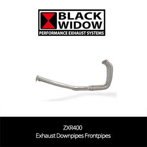 (전체연식) ZXR400 front pipes 메니폴더 머플러 중통