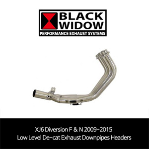(09-15) Low Level XJ6 Diversion F & N 메니폴더 머플러 중통