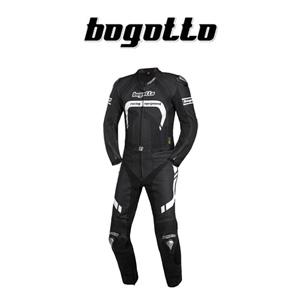 [보구토 오토바이 슈트 용품]Bogotto Assen 2 PC (Black/White)