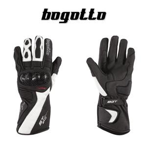 [보구토 오토바이 장갑 용품]Bogotto ST-Evo (Black/White)