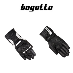 <b>[보구토 오토바이 장갑 용품]</b>Bogotto SPA (Black/White)