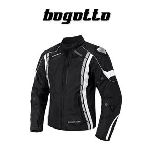 [보구토 오토바이 자켓 용품]Bogotto Zonder Evo (Black)