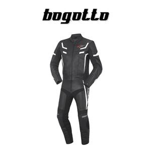 [보구토 오토바이 슈트 용품]Bogotto ST-Evo 2 PC (Black/White)