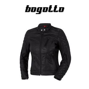 [보구토 오토바이 자켓 용품]Bogotto Chicago Lady (Black) - 여성용