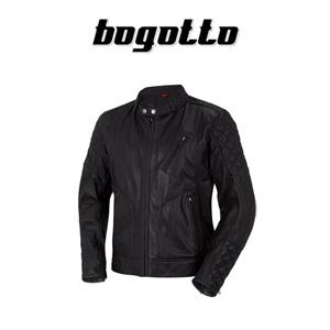 [보구토 오토바이 자켓 용품]Bogotto Chicago (Black)