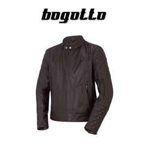 [보구토 오토바이 자켓 용품]Bogotto Chicago (Brown)