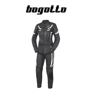 [보구토 오토바이 슈트 용품]Bogotto ST-Evo 2 PC Lady (Black/White) - 여성용