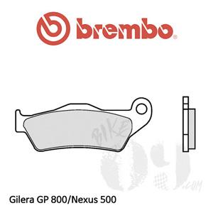 Gilera GP 800/Nexus 500 브레이크 패드 브렘보