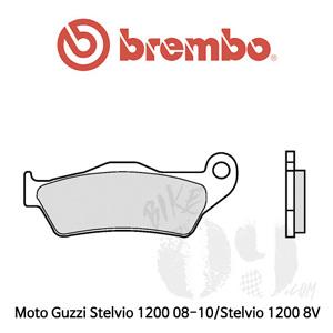 Moto Guzzi Stelvio 1200 08-10/Stelvio 1200 8V 브레이크 패드 브렘보