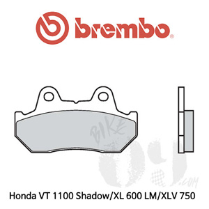 Honda VT 1100 Shadow/XL 600 LM/XLV 750 브레이크 패드 브렘보