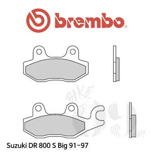 Suzuki DR 800 S Big 91-97 브레이크 패드 브렘보