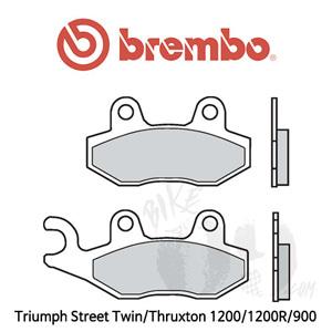 Triumph Street Twin/Thruxton 1200/1200R/900 브레이크 패드 브렘보