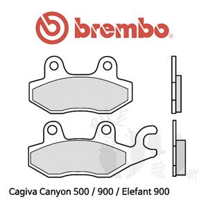 Cagiva Canyon 500 / 900 / Elefant 900 / 리어용 브레이크 패드 브렘보
