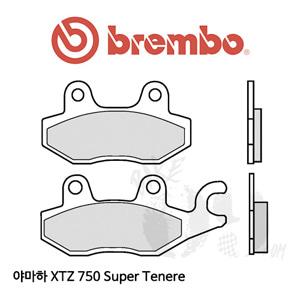 야마하 XTZ 750 Super Tenere  리어용 브레이크 패드 브렘보