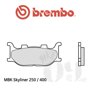 MBK Skyliner 250 / 400 /  브레이크 패드 브렘보 신터드