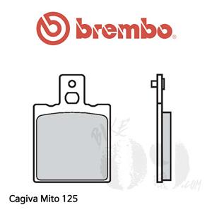 Cagiva Mito 125 브레이크패드 브렘보