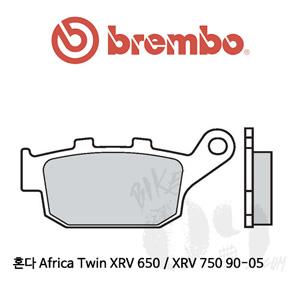 혼다 Africa Twin XRV 650 / XRV 750 90-05 / 브레이크 패드 브렘보 신터드
