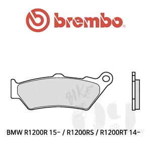 BMW R1200R 15- / R1200RS / R1200RT 14- / 브레이크패드 브렘보