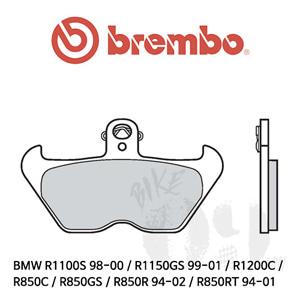 BMW R1100S 98-00 / R1150GS 99-01 / R1200C / R850C / R850GS / R850R 94-02 / R850RT 94-01 / 브레이크 패드 브렘보