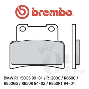 BMW R1150GS 99-01 / R1200C / R850C / R850GS / R850R 94-02 / R850RT 94-01 / 브레이크 패드 브렘보