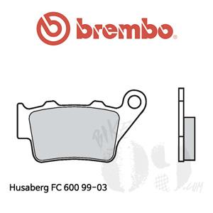 Husaberg FC 600 99-03 브레이크패드 브렘보