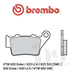 KTM 620 Duke / 620 LC4 / 625 SXC/SMC / 640 Duke / 640 LC4 / KTM 660 SMC / 브레이크패드 브렘보