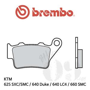KTM 625 SXC/SMC / 640 Duke / 640 LC4 / 660 SMC / 브레이크패드 브렘보