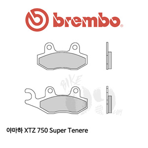 야마하 XTZ 750 Super Tenere / 브레이크패드 브렘보 신터드 스트리트