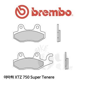 야마하 XTZ 750 Super Tenere 브레이크패드 브렘보 신터드 스트리트